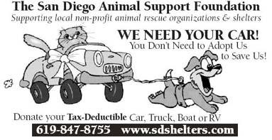 Donate your car, truck, boat RV, or any other type of vehicle -- working or not!